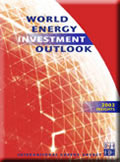 IEA-Bericht:  World Energy Investment Outlook 2003