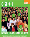 Download: Demographie-Beilage des GEO Magazins 5/04