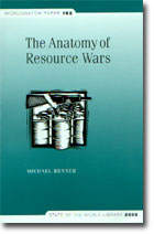 wwp 162 / The Anatomy of Resource Wars