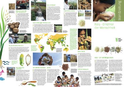 Agenda 21, Welternährung/ Welternährungstag 2004, Ernährung, Nahrung ...