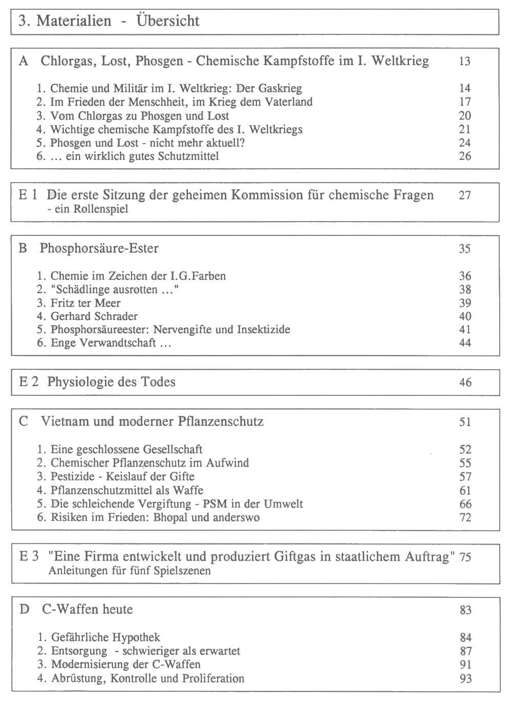 Agenda 21, Biozide:Chemische Waffen und Pflanzenschutzmittel ...